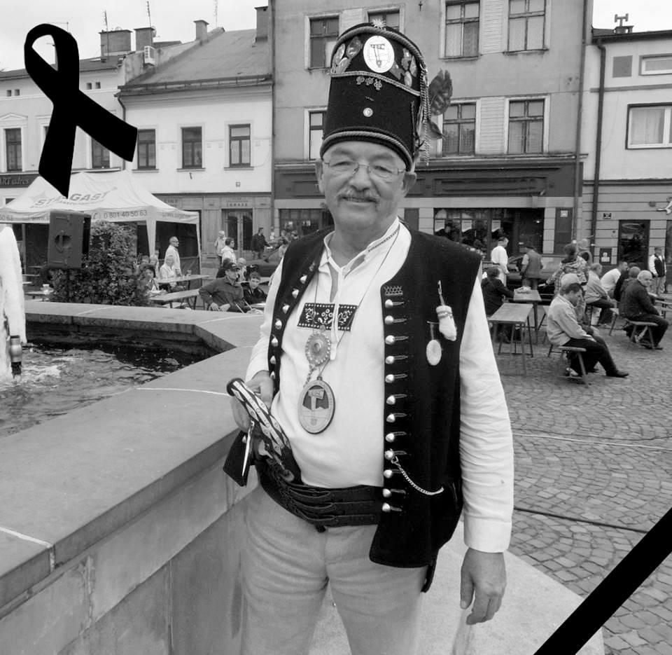 Odszedł Jan Sztefek