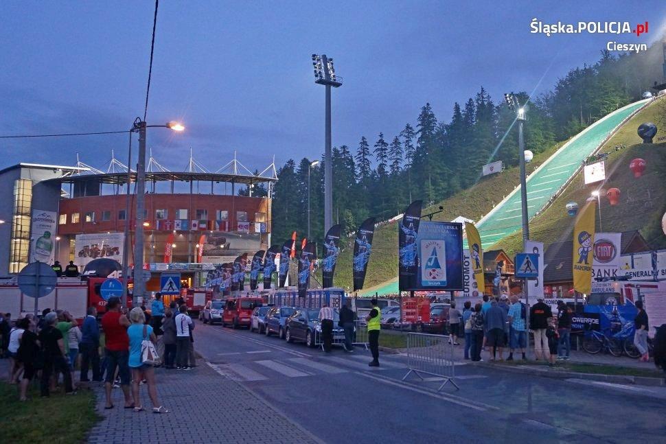 FIS Grand Prix Wisła 2018 - organizacja ruchu !
