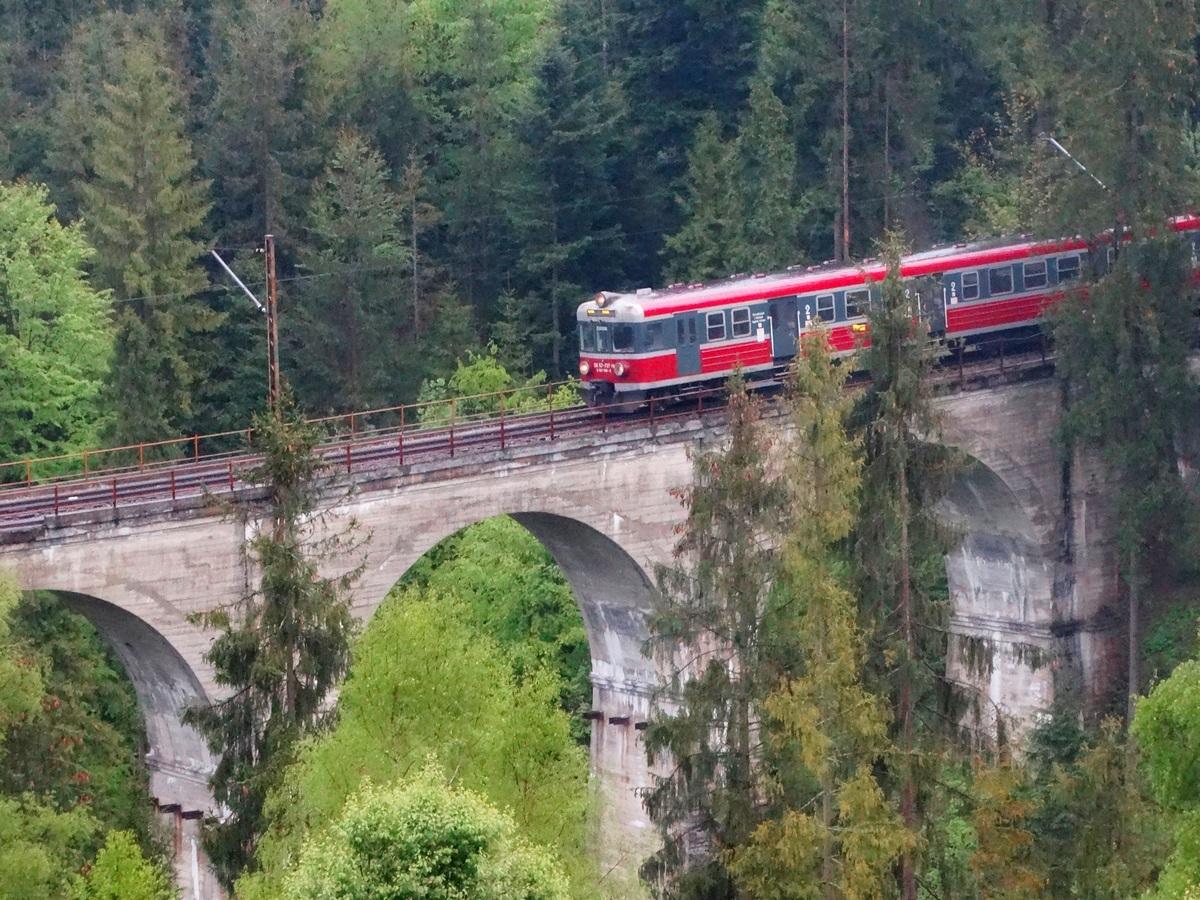 Uciążliwa awaria pociągu w Wiśle