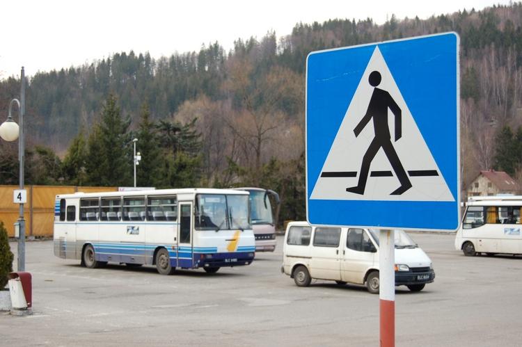 Dworzec autobusowy nie/czynny ?