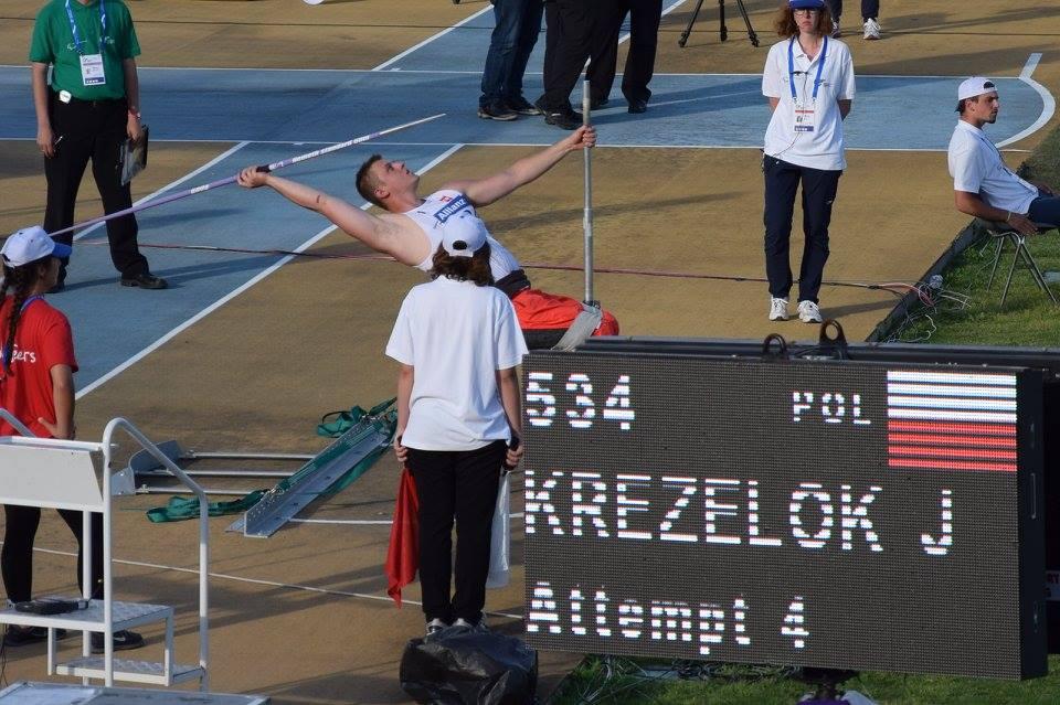 Joachim Krężelok Mistrzem Polski!