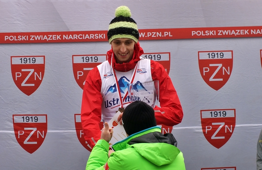 Paweł Słowiok Mistrzem Polski w Wiśle!