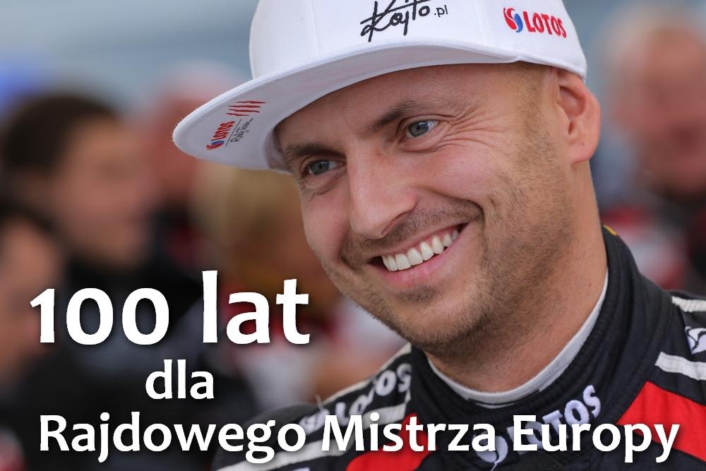 100 lat dla Kajetan Kajetanowicz