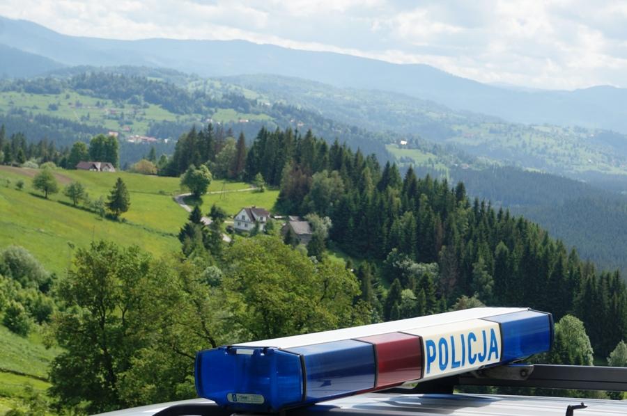 Sąsiadka złapała złodzieja w Wiśle