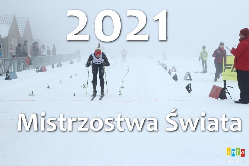 Mistrzostwa Świata 2021 w Beskidach !