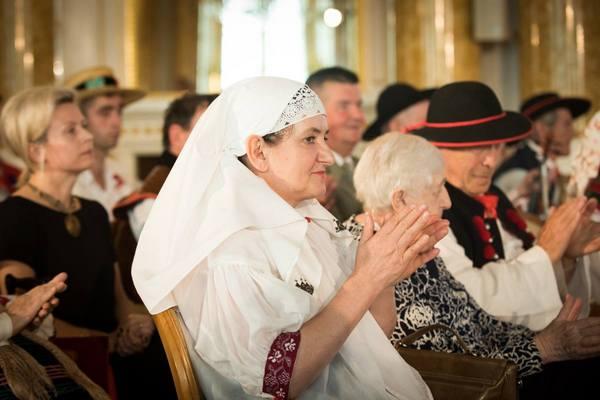 Małgorzata Kiereś uhonorowana