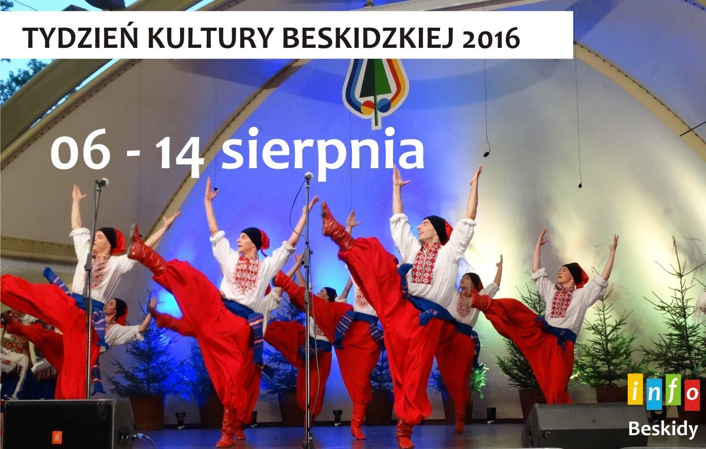 Program 53. Tygodnia Kultury Beskidzkiej w Wiśle