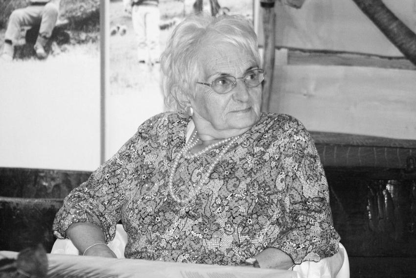 Zmarła Teresa Łączyńska