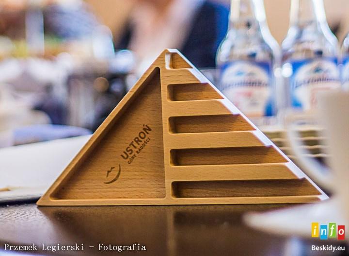 Piramidka…  nowy gadżet  promocyjny
