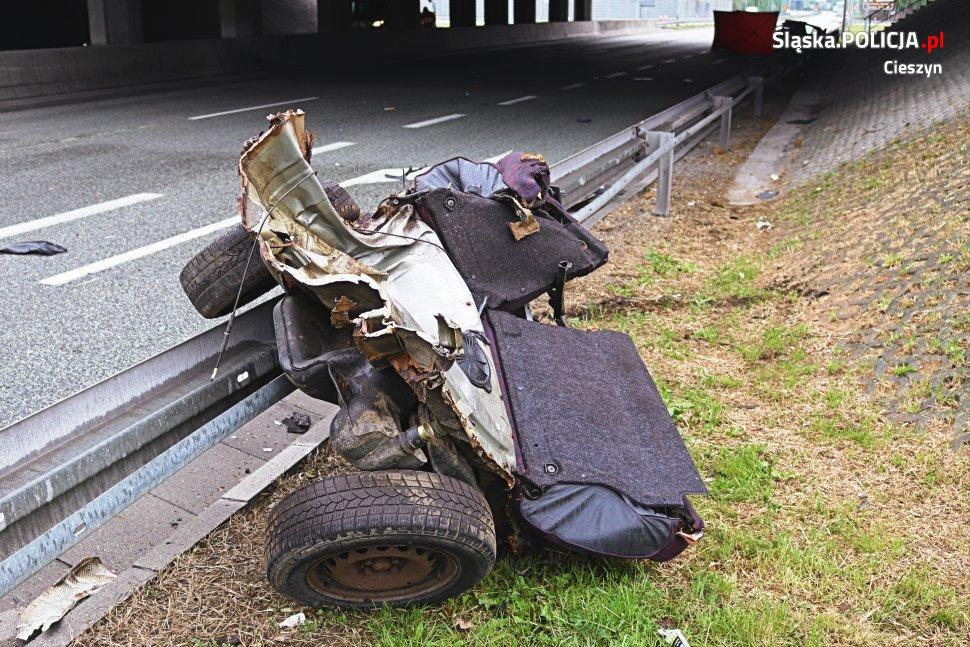 Tragiczny wypadek w Ustroniu