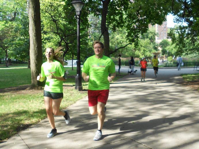 Bezpłatne treningi biegowe