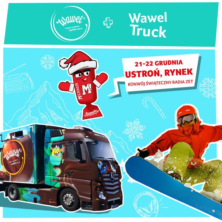 Wawel Truck w Ustroniu !