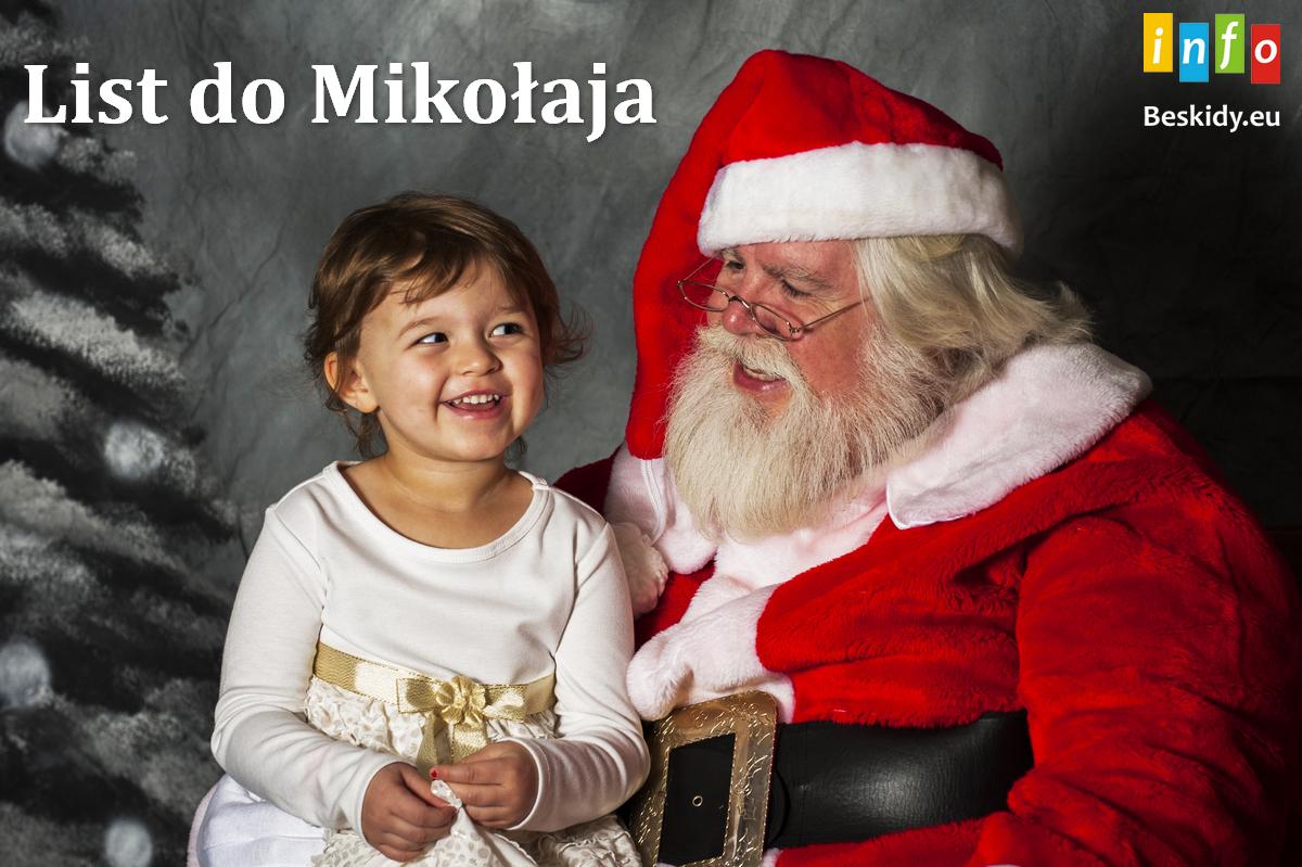 Pobierz list do Mikołaja