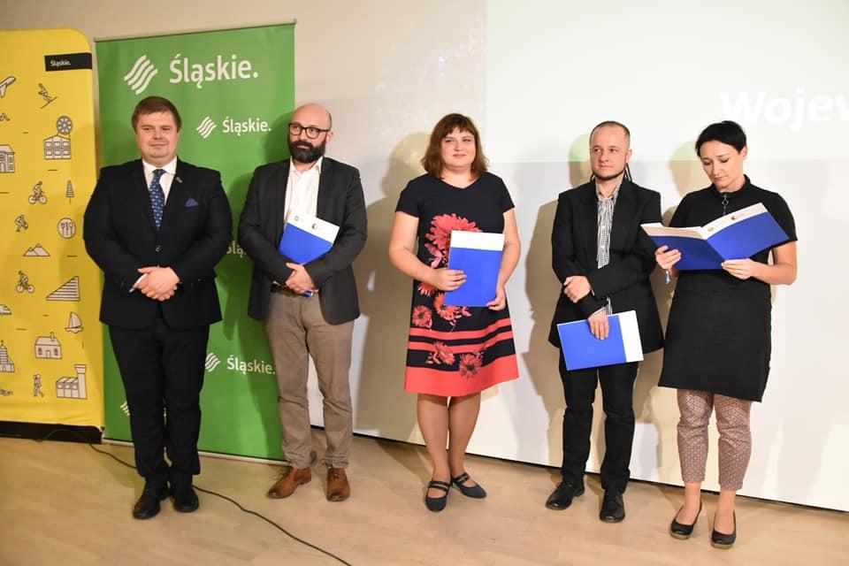 Wyróżnienia marszałka za zasługi dla rozwoju turystyki w Istebnej