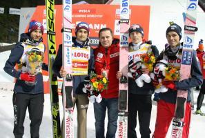 Polacy na podium, triumf Norwegów