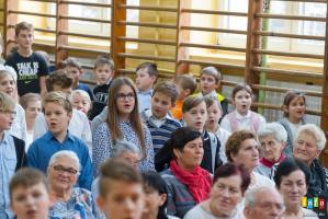 Fotorelacja z obchodów 135-lecia  Szkoły Podstawowej Głębcach