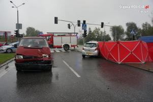 Śmiertelny wypadek  w Ustroniu...