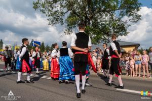Festyn Istebniański i korowód TKB
