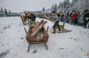 Fotorelacja z XVII Zimowych Zawodów Furmanów