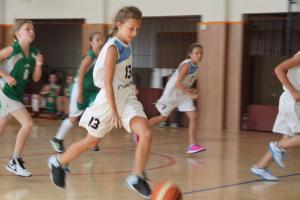 Sukces na początek koszykarskiego sezonu