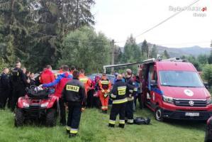 Zaginiona 74-latka została odnaleziona