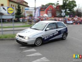 Fotorelacja z Rajdowego Ustronia - przejazdy pokazowe i Autrowir
