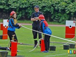 Ogólnopolskie Zawody Młodzieżowych Drużyn Pożarniczych OSP Wisła