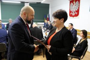 Radni i Burmistrz złożyli ślubowanie