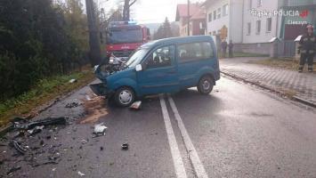 Pijany spowodował wypadek
