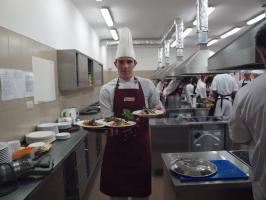 Gotowali z Robertem Sową