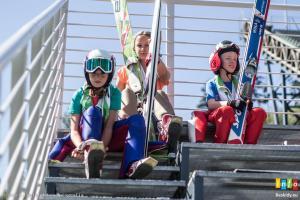 Fotorelacja z zawodów Międzynarodowe Skoki Narciarskie