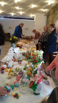 """Wielkanocny kiermasz w """"Równicy"""""""