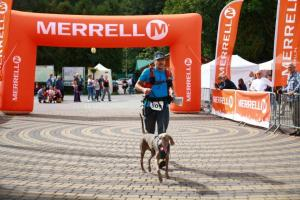Psi wyścig w Wiśle