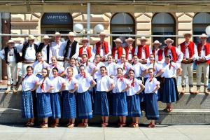 Istebna pozdrawia z Chorwacji