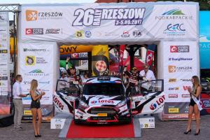 Kajetanowicz i Baran obejmują prowadzenie w mistrzostwach Europy