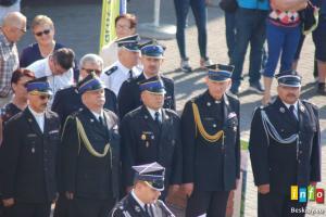 Ceremonia otwarcia Ogólnopolskich Zawodów Młodzieżowych Drużyn Pożarniczych OSP