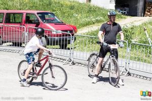 Fotorelacja ze sztafety rowerowej 500