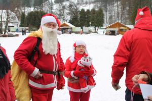 Mikołaje opanowany Wisłę