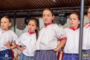 Występ zespołu Mała Istebna na Dniach Istebnej