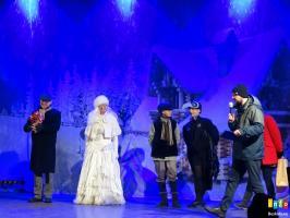 Królowa Śniegu rozgrzała publiczność