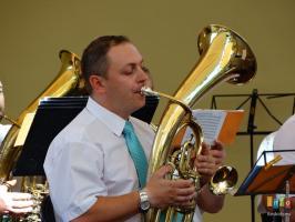 Koncert orkiestr dętych