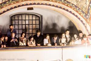 Para prezydencka na koncercie w Istebnej