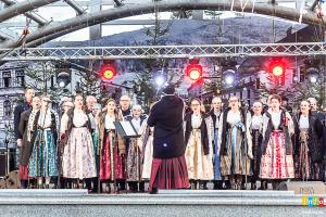 Fotorelacja z niedzielnych koncertów na jarmarku w Ustroniu
