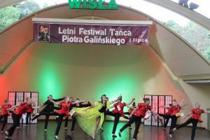 IX Letni Festiwal Tańca Piotra Galińskiego