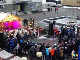 Niedzielne występy na Wiślańskim Jarmarku Świątecznym