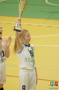 Fotorelacja z finału Pucharu Śląska w Minikoszykówce