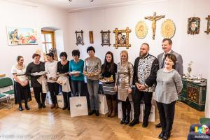 Fotorelacja z konkursu na Świąteczne Ciasteczka z Trójwsi