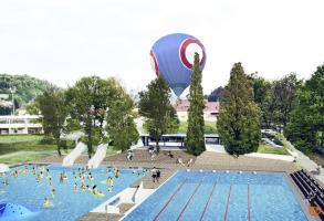 Otwarcie basenów w Wiśle w lipcu 2018 !