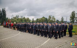 Uroczystości Jubileuszowe 125 -lecia Ochotniczej Straży Pożarnej Istebna Centrum