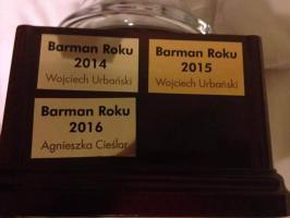 Barman Roku 2016 z Beskidów